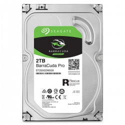 Ổ cứng HDD Seagate Barracuda Pro 2TB SATA 6Gb/s 128MB Cache 3.5'' (ST2000DM009)