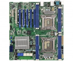 Mainboard Asrock Rack EP2C602 - Dual CPU Socket 2011