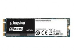 Ổ cứng SSD Kingston A1000 960GB NVMe M.2 2280 PCIe Gen 3.0 x2