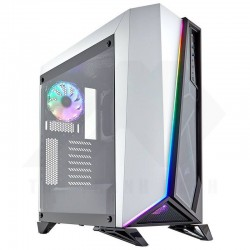 Vỏ case CORSAIR Carbide Series SPEC-OMEGA RGB – White