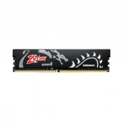 Ram Kingmax Zeus 4GB (1x4GB) Bus 2400Mhz Black