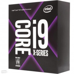 Intel Core i9 7920X  2.90 GHz up to 4.30 GHz/ 16.50M Cache/ Socket 2066