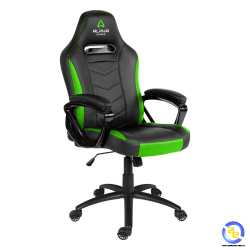 Ghế game Alpha Gamer KAPPA Black Green