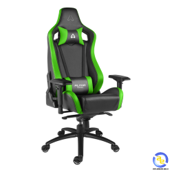 Ghế game Alpha Gamer POLARIS Racing Black Green