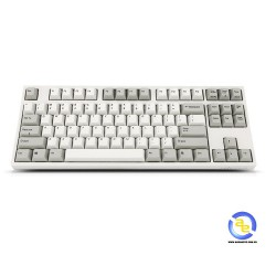Bàn phím cơ Leopold FC750R PS White Red switch