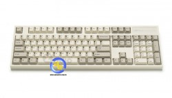 Bàn phím cơ Leopold FC900R PS White Brown switch