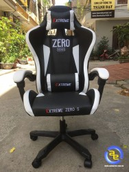 Ghế game EXTREME ZERO S Black White