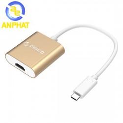 Bộ chuyển USB Type-C sang HDMI Orico RCH-GD