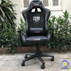Ghế game EXTREME ZERO Black