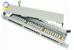 Patch Panel Dintek 24P Cat6