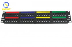 Patch Panel Dintek 48P Cat6