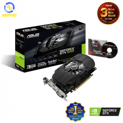 VGA Asus Phoenix GeForce GTX 1050 3GB GDDR5 (PH GTX1050-3G)
