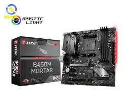Mainboard MSI B450M MORTAR AM4 m-ATX