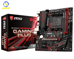 Mainboard MSI B450M GAMING PLUS AM4 m-ATX
