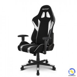 Ghế game SoleSeat XMEN L01 Black White