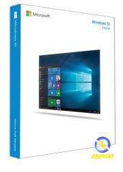Phần mềm Microsoft Windows Home 10 32/64bit Eng Intl USB KW9-00478 (FULL PACK)