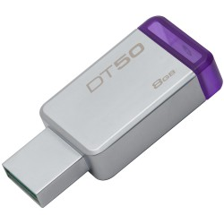 USB Kingston 8 GB – USB 3.1 – (DT50)