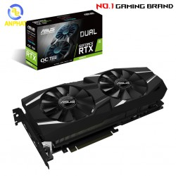 VGA Asus Dual GeForce RTX 2080 Ti Advanced edition 11GB GDDR6