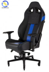 Ghế game Corsair T2 ROAD WARRIOR Black Blue