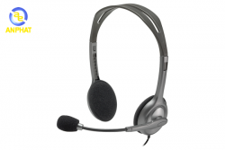Tai nghe Logitech Stereo Headset H110 0981-000459