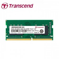 Ram Laptop Transcend 8GB DDR4 2666MHz SO-DIMM (JM2666HSB-8G)