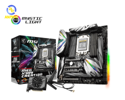 Mainboard MSI MEG X399 CREATION Socket TR4 E-ATX
