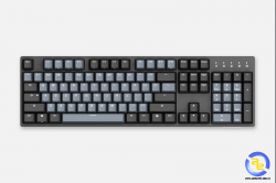 Bàn phím cơ Durgod Taurus K310 Space Gray Blue switch