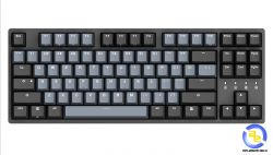 Bàn phím cơ Durgod Taurus K320 Space Gray Brown switch