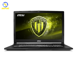 Laptop Workstation MSI WE63 8SJ