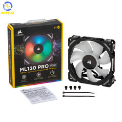 Fan Corsair ML120 PRO RGB Single Pack CO-9050075-WW