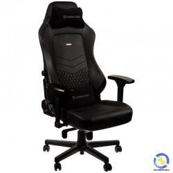 Ghế Noblechairs HERO Series Real Leather Black