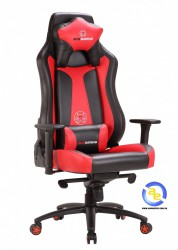 Ghế game ACE Gaming Marshal Series KW-G100 Black Red