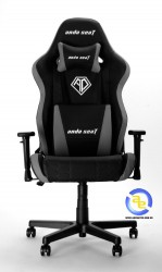 Ghế game ANDA SEAT Spirit King Black Grey