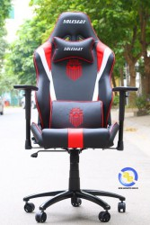 Ghế game SoleSeat CRESCENT+ L10 Black Red