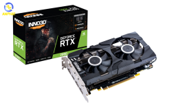 VGA INNO3D GEFORCE RTX 2060 TWIN X2 6GB GDDR6