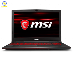 Laptop MSI GL63 8SD 281VN