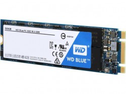 Ổ cứng SSD WD Blue  500GB M.2 2280