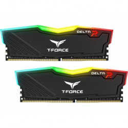 Ram TEAMGROUP T-Force Delta RGB 16GB (2x8GB) DDR4 3000MHz