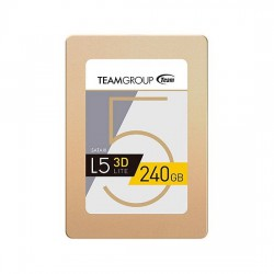 "Ổ cứng SSD TeamGroup L5 3D 2.5"" 240GB"