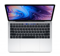 MacBook Pro 13-inch Touch Bar (2018)  256GB  (Sliver) - MR9U2