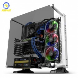 Vỏ case THERMALTAKE Core P3 Tempered Glass Snow Edition  (CA-1G4-00M6WN-05)