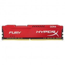Ram Kingston HyperX Fury 8GB (1x8GB) DDR4 Bus 2666Mhz Red