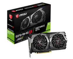 VGA MSI GEFORCE GTX 1650 GAMING X 4G
