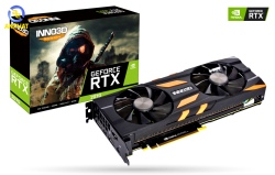 VGA INNO3D GEFORCE RTX 2070 GAMING OC X2