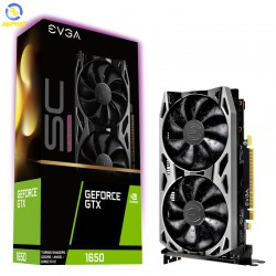 VGA EVGA GeForce GTX 1650 4GB GDDR5 SC ULTRA GAMING