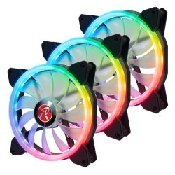 Fan case Raijintek IRIS 14 RBW ADD -3 (Addressable LED)