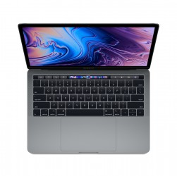 MacBook Pro MV962 13inch Touch Bar 256GB Space Gray- 2019