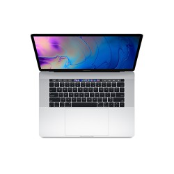 MacBook Pro MR962 15inch Touch Bar Silver- 2018