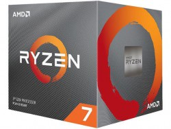 CPU AMD Ryzen 7 3700X, with Wraith Prism cooler/ 3.6 GHz (4.4GHz Max Boost) / 36MB Cache / 8 cores / 16 threads / 65W / Socket AM4