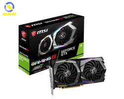 VGA MSI GeForce GTX 1660 Ti GAMING X 6G